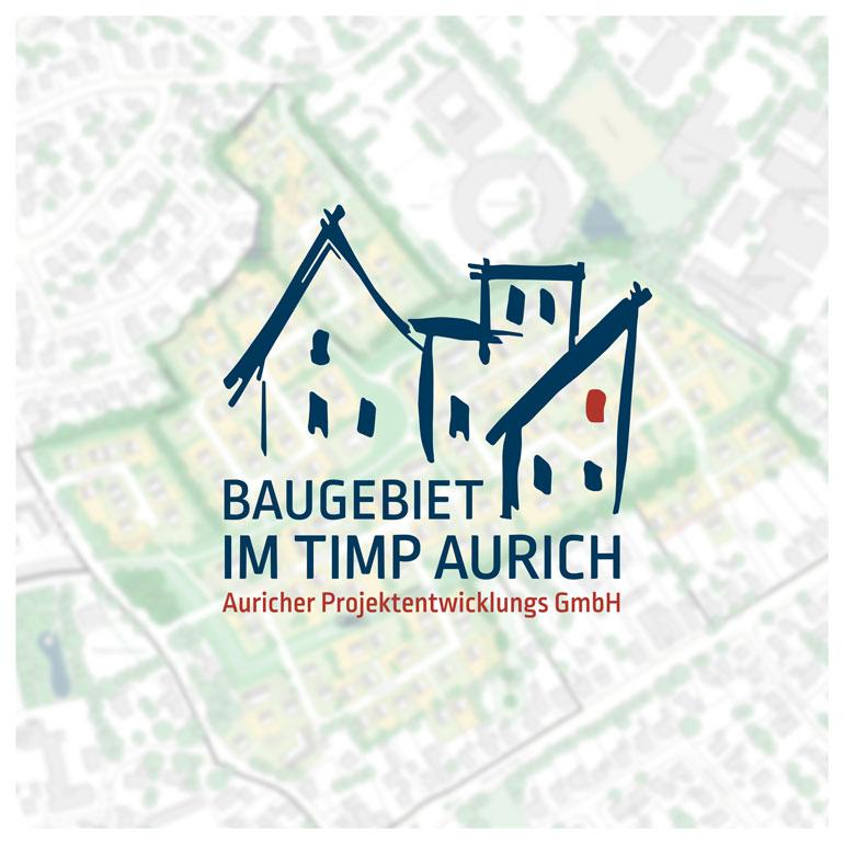 Baugebiet im Timp Aurich