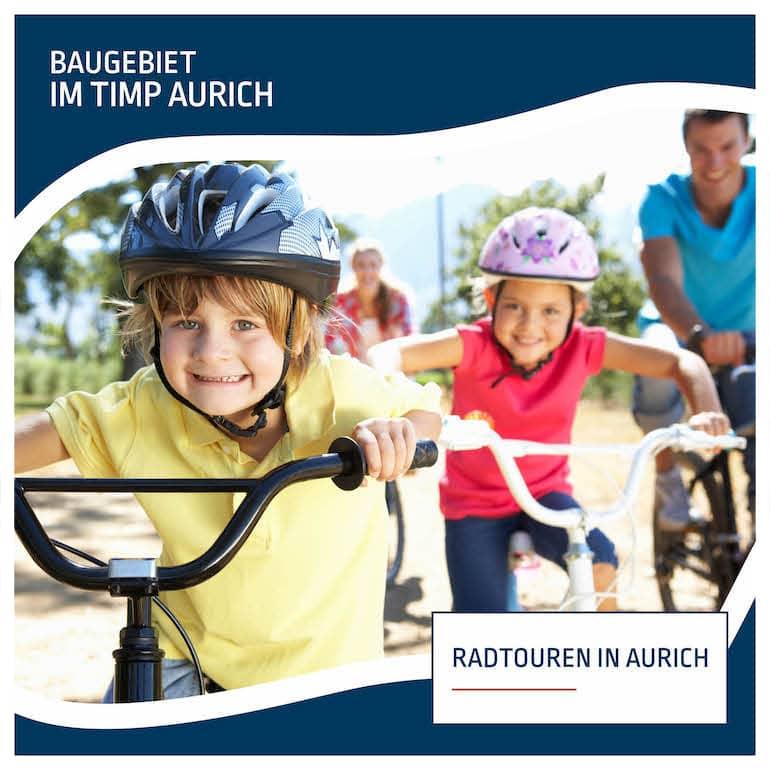 Radtouren in Aurich