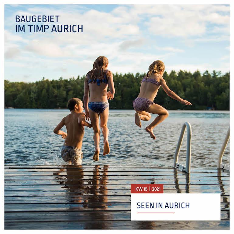 Badeseen rund um Aurich